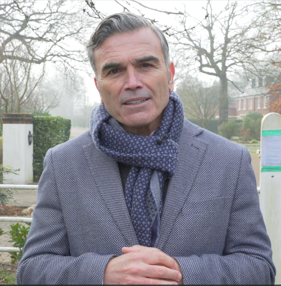Eugene Marchese on Guild Living in Walton-on-Thames