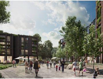 Guild Living submits plans for later living scheme in Epsom